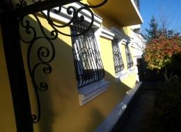 Кованые решетки на окна Воронеж №4