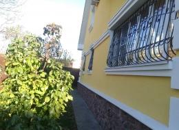 Кованые решетки на окна Воронеж №5