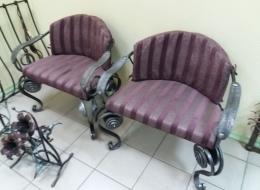 Кованые столы и стулья Воронеж №44