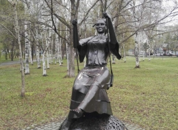 Кованые скульптуры, Арт объекты Воронеж №61