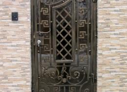 Кованые ворота Воронеж №22