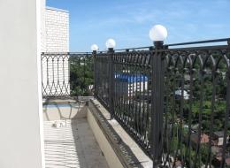 Кованые балконы Воронеж №156