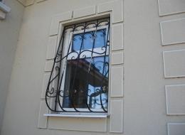 Кованые решетки на окна Воронеж №48