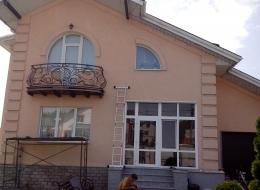 Кованые балконы Воронеж №114
