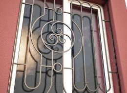 Кованые решетки на окна Воронеж №19