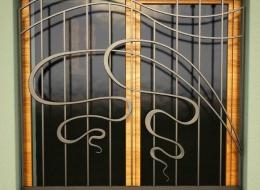 Кованые решетки на окна Воронеж №20