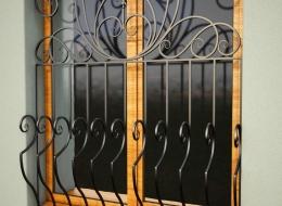 Кованые решетки на окна Воронеж №22
