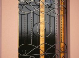 Кованые решетки на окна Воронеж №23