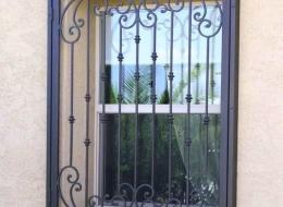 Кованые решетки на окна Воронеж №24