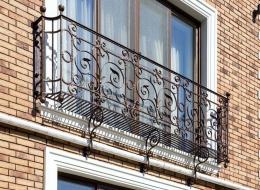 Кованые балконы Воронеж №135