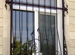 Кованые решетки на окна Воронеж №36