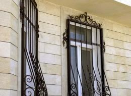 Кованые решетки на окна Воронеж №37