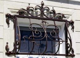 Кованые решетки на окна Воронеж №39