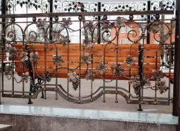 Кованые ворота Воронеж №15