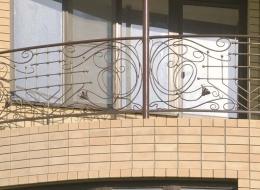 Кованые балконы Воронеж №138