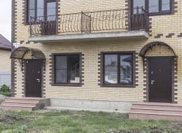 Кованые входные группы Воронеж №99