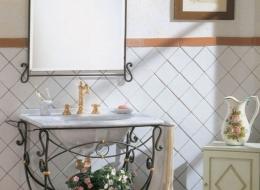Кованая мебель Воронеж для сантехнических комнат №49