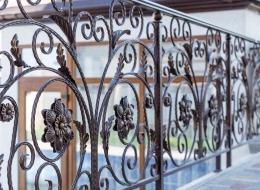 Кованые балконы Воронеж №143