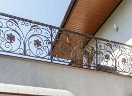 Кованые балконы Воронеж №145