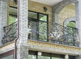 Кованые балконы Воронеж №61