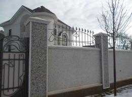 Кованые ворота Воронеж №142