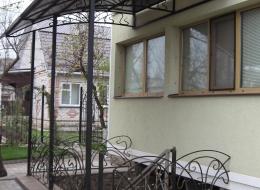 Фото кованые навесы Воронеж
