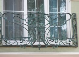 Кованые балконы Воронеж №90