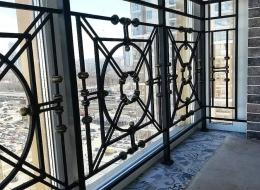 Кованые балконы Воронеж №59