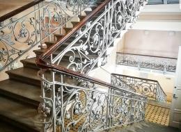 Кованая лестница Воронеж №133