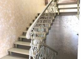 Кованая лестница Воронеж №146
