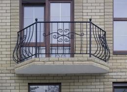 Кованые балконы Воронеж №149
