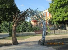 Кованые скульптуры, Арт объекты Воронеж №127