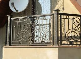 Кованые балконы Воронеж №86
