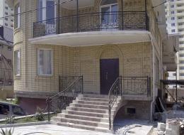 Кованые балконы Воронеж №151