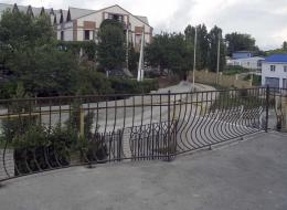 Кованые входные группы Воронеж №126