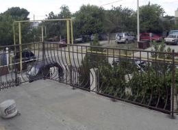 Кованые балконы Воронеж №154