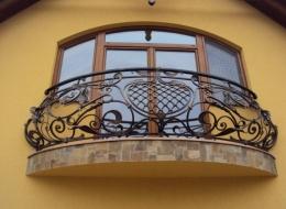 Кованые балконы Воронеж №91