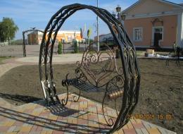 Кованые скульптуры, Арт объекты Воронеж №132