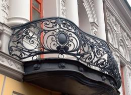 Кованые балконы Воронеж №81