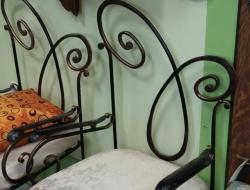 Кресло кованное в Воронеже