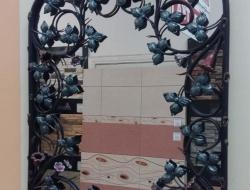 Зеркало кованое в Воронеже