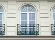 Кованые французские балконы Воронеж №37