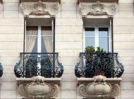 Кованые французские балконы Воронеж №38
