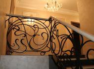 Кованая лестница 44