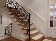 Кованая лестница 16