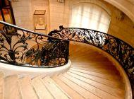 Кованая лестница 19