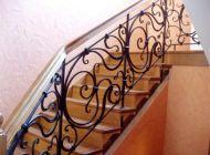 Кованая лестница 20