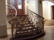 Кованая лестница 22