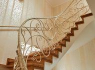 Кованая лестница 26