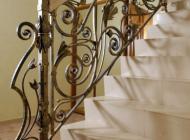 Кованая лестница 36